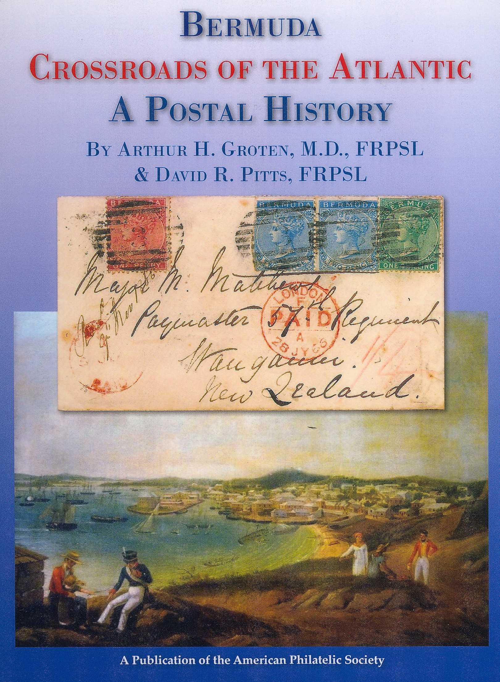 New and Recent Philatelic Books