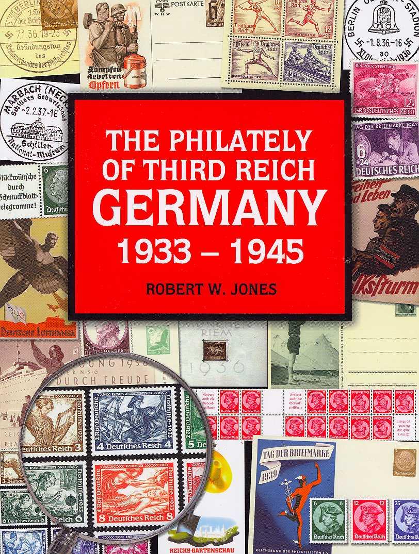 Single Copies, Philatelic Books, German in German