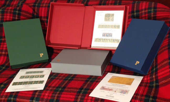 Philatelic Pages, Boxes, Cover Corners, DuPont Melinex ®516